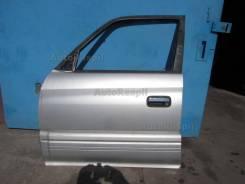 Дверь Toyota LAND Cruiser Prado, левая передняя
