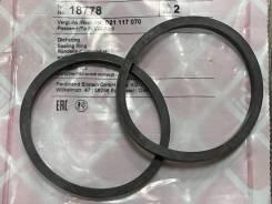 Прокладка масляного радиатора d=62.8мм VAG 021117070