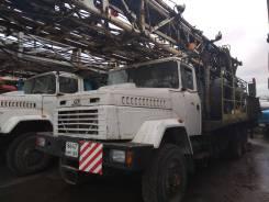 Подъемный агрегат А 60/80 на шасси Краз-63221
