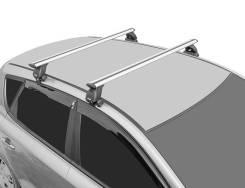 Багажник на крышу Hyundai Creta 2016-2020 г. (перекладины Крыло 1,2 метра)
