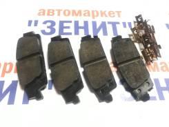 Тормозные колодки GM Escalade, Tahoe 6.2 23164777