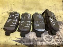 Колодки тормозные задние Nissan X-Trail