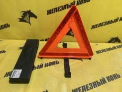 Знак аварийной остановки Mitsubishi Lancer
