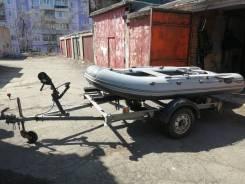 Продам лодку Cayman N330