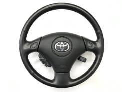 Оригинальный кожаный обод руля с кнoпками Shift Matic для Toyota