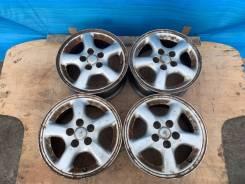 Оригинальные литые диски Toyota Caldina
