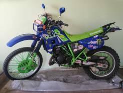 Kawasaki KMX200, 1989