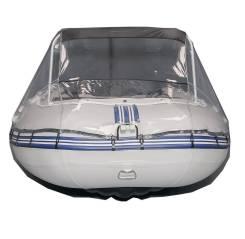 Тент носовой брызгозащитный прозрачный S350