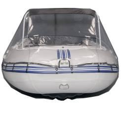Тент носовой брызгозащитный прозрачный S380K (JET)