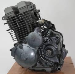 Двигатель Yamaha TTR 250 4GY