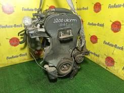 Двигатель Chevrolet Lacetti J200 U20SED