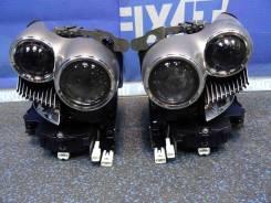 Линза фары (LED адаптивные) Lexus LS600h (Лексус ЛС600) UVF45, правая