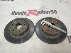 Тормозной диск Honda Accord 2009 [42510TA0A00] 8 CU2 K24A