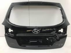 Дверь багажника Hyundai Santa Fe 2 [737002B030]