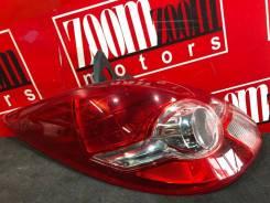 Фонарь (Стоп-сигнал) Nissan Tiida 2007-2012 [7511], левый задний