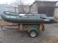 Продам лодку ПВХ Stingrey 390 AL