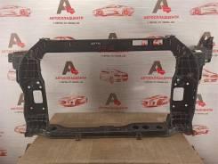 Панель передка (телевизор) - рамка радиатора Kia Sportage (2016-Н. в. ) [64101F1000]