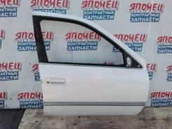 Дверь Toyota Mark Ii Qualis [6700133060] MCV20 1MZ-FE, передняя правая