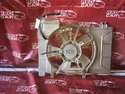 Диффузор радиатора Toyota Vitz 2006 KSP90-5057608 1KR-0247076