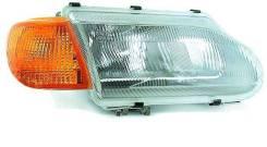 Блок-фара LADA Samara правая (оранжевый указатель поворота)