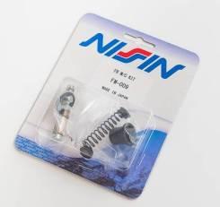 Ремкомплект тормозного цилиндра Nissin FM-009 - перед RMZ250 '07-17, RMZ450 '05-17, RMX450, RM85/125