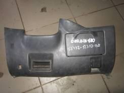 Консоль Toyota Corolla AE100 55432-12310-B0