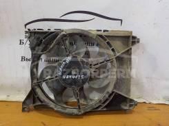 Вентилятор радиатора (диффузор) Hyundai Sonata 1998 [9773538000]