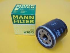 Фильтр масляный Mann W683 ( Германия ) Toyota / Lexus / Daihatsu
