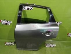 Дверь Nissan Skyline Crossover, левая задняя