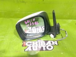 Зеркало бокового вида Suzuki Solio, левое