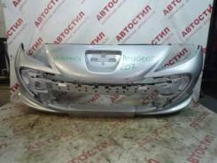 Бампер Peugeot 207 03.2006 - 06.2009 [9173], передний