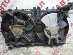 Радиатор основной Nissan Sunny 1997 [9906]