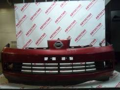 Бампер Nissan Tiida 2005 [10471], передний