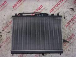 Радиатор основной Nissan Tiida 2009 [11549]