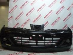 Бампер Nissan Tiida 2010 [12617], передний