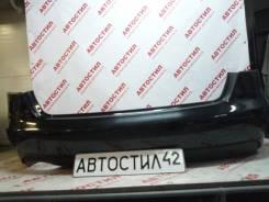Бампер AUDI A4 2007-2011 [13730], задний