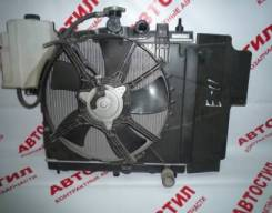 Радиатор основной Nissan NOTE 2009 [14962]