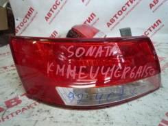 Стоп-сигнал Hyundai Sonata NF 2007-2010 [16013], левый