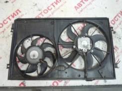 Диффузор радиатора Volkswagen GOLF 2005-2010 [18890]