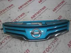 Решетка радиатора Nissan NOTE 2009 [19057]