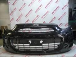 Бампер Nissan March 2012 [19490], передний