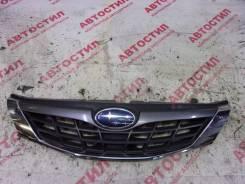 Решетка радиатора Subaru Impreza 2008 [21404]