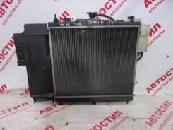 Радиатор основной Nissan March 2008 [22659]
