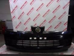 Бампер Nissan Tiida 2005 [22847], передний