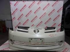 Бампер Nissan NOTE 2005 [22860], передний