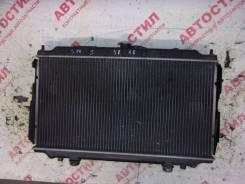 Радиатор основной Nissan Bluebird 1999 [24689]