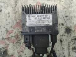Блок управления вентилятором охлаждения двс AUDI A6 Allroad 2004 [24751]