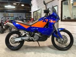 Мотоцикл KTM 950 Adventure
