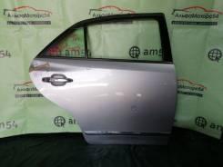 Дверь Toyota Premio 2008 [6700320820] ZRT260 2ZR-FE, задняя правая