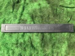 Обшивка багажника Hummer H3 2006 [15802797] H3 L52, задняя